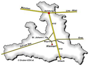 Grafik Anreise